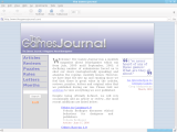 The Games Journal screenshot
